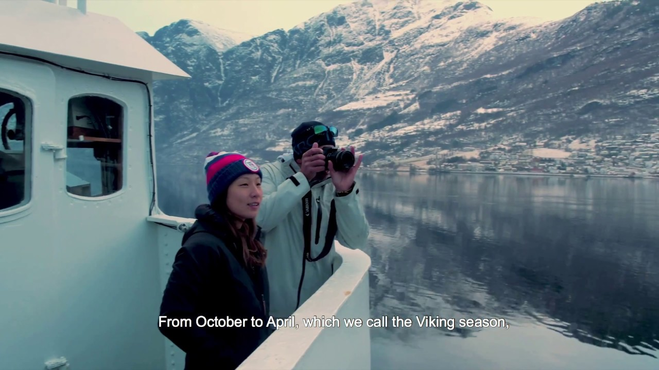Thumbnail: Go Viking in the fjords - Fjord Norway