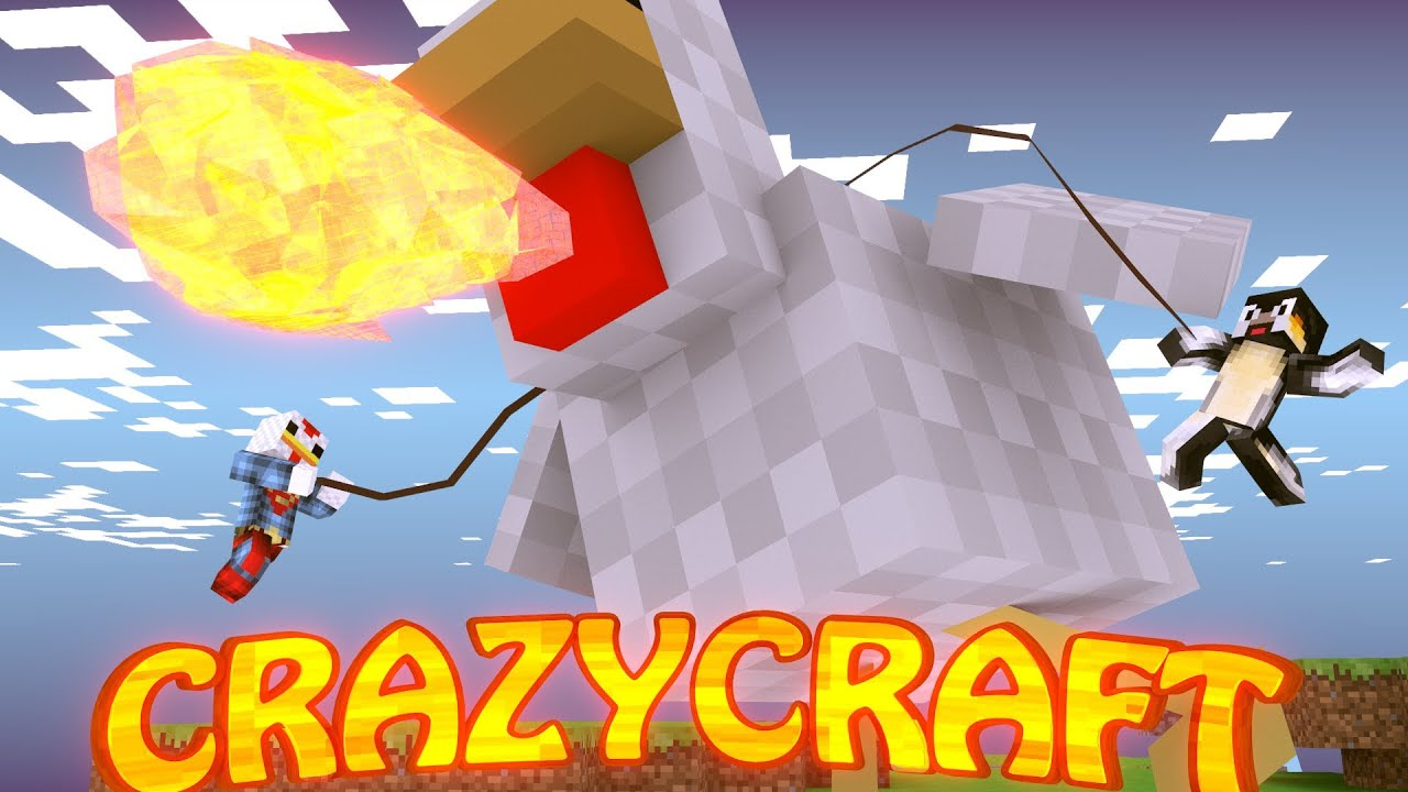 Minecraft crazycraft orespawn modded survival ep 90 for The atlantic craft minecraft