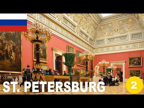 Saint Petersburg: Inside the Hermitage Museum