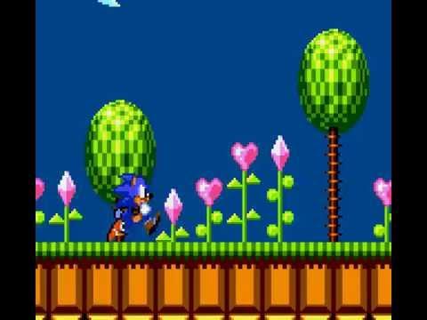 Sonic the Hedgehog 2 Longplay (Game Gear) [60 FPS]