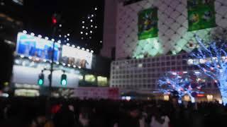 DSCN3523クリスマス20171215渋谷駅前 thumbnail
