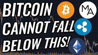 CAUTION: Bitcoin & Crypto Markets Must Not Fall Below This Level! BTC, ETH, XRP, BCH & Crypto News!