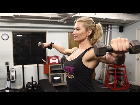 Women's Shoulders Workout - Best Shoulder Exercises!