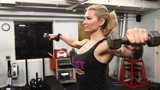 Women's Shoulders Workout - Best Shoulder Exercises!