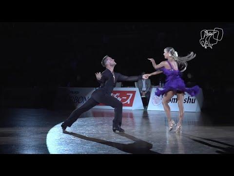 2019 WDSF World Open Tokyo | Latin Final | DanceSportTotal