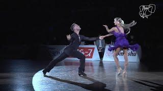 2019 Int World Open Tokyo - Latin Final | DanceSport