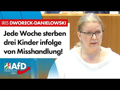 """Kindesmisshandlung: """"Lügde"""" nur Spitze des Eisbergs? – Iris Dworeck-Danielowski (AfD)"""