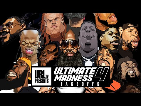 Download ULTIMATE MADNESS 4 | RD1 FACEOFFS | URLTV