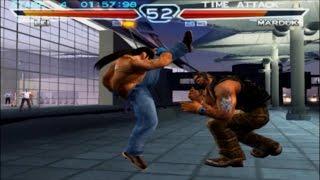 Tekken 4: Time Attack Mode - Lei Wulong thumbnail
