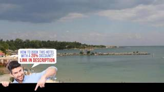 Harmony Beach Family Hotel - Nessebar, Bulgaria - Review HD(Harmony Beach Family Hotel - Exclusive price! - http://hoteltips.net/5YjGi Harmony Beach Family Hotel sells fast on our site. Directly on the beach front between ..., 2016-03-30T00:29:26.000Z)
