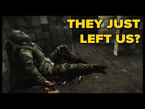 They Just Left Us? || Escape from Tarkov Lofi Chill Beat