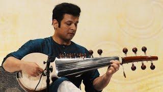 Amaan Ali Bangash - Raga Charukeshi | Sukhvinder Singh Tabla | Sarod Records