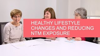 Healthy lifestyle changes and reducing ...