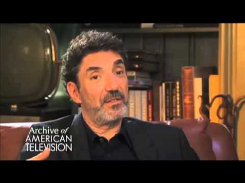 "Chuck Lorre on the genesis of ""Cybill""  - EMMYTVLEGENDS.ORG"
