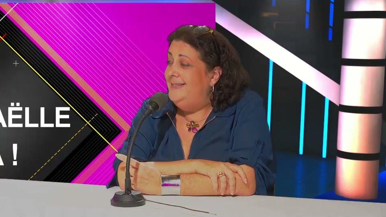Sylvie ADELAIDE Directrice de Cabinet de la ville de Pointe-à-Pitre est l'invité sur ETV (parti