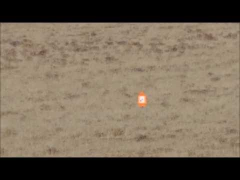 Awesome Slo-Mo Bullet Trace... Watch the bullet fly through the air