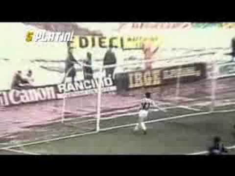 Top 10 goals of Platini