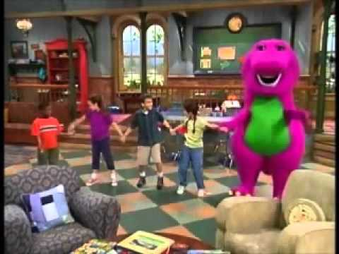 I Love You Barney And Friends Youtube
