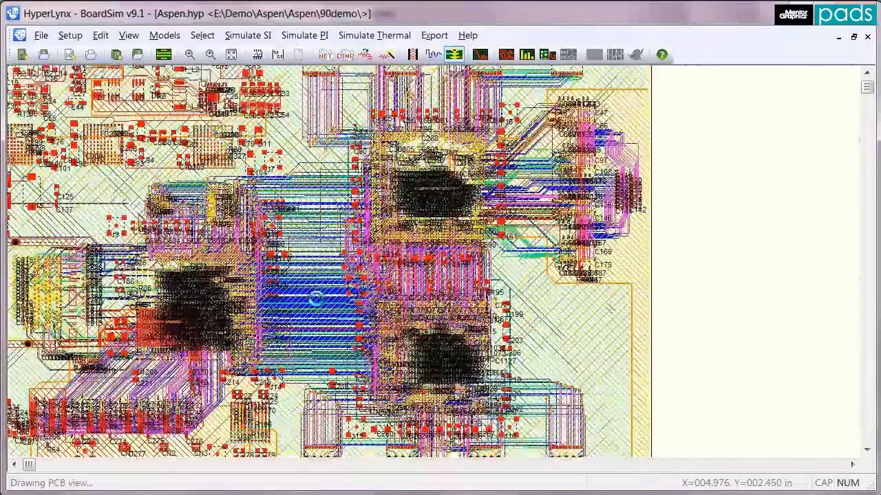 Mentor Graphics PADS Standard Plus Free Download