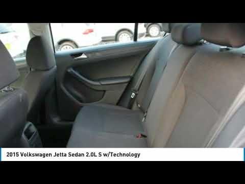2015 Volkswagen Jetta Sedan Garden Grove CA 18696
