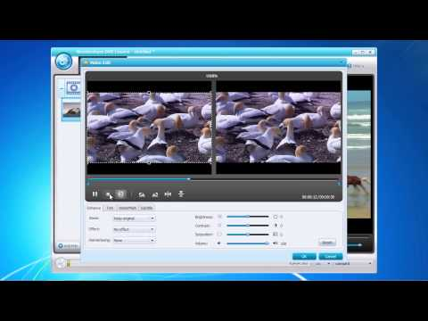 MP4 To DVD Creator
