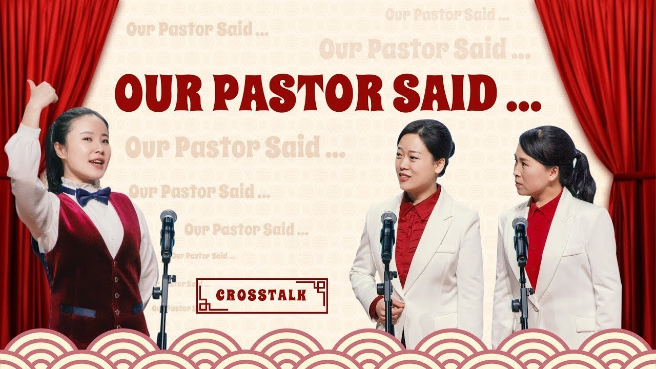 """Crosstalk """"Our Pastor Said …"""" 