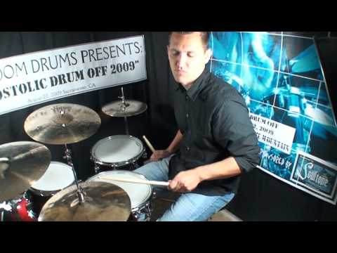 Joshua Smith presents Left-Hand High Hat Technique for Church Drummers