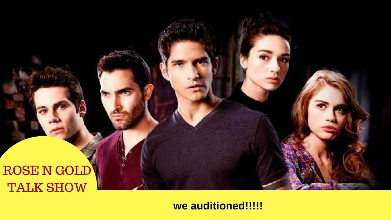 Teen audition