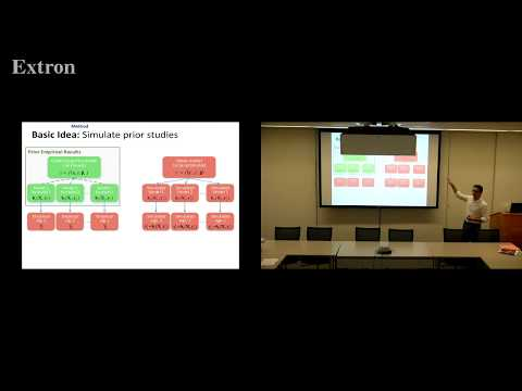Applied Stats 9/20/17 - Mohammed S. Jalali on YouTube