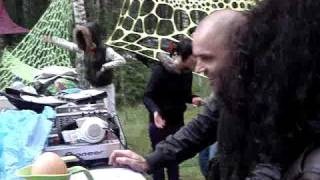 POLYPHEME dj set and russian girl