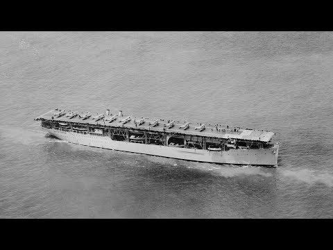 USS Langley is commissioned as the first US aircraft carrier  - 3/20/1920