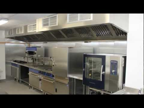 CFS Commercial Kitchen Design project