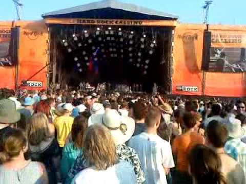 Jamiroquai - Space Cowboy - Hard Rock Calling 2010