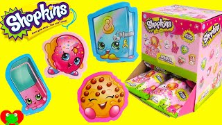 Shopkins Erasers Blind Bags with Shoppie Doll
