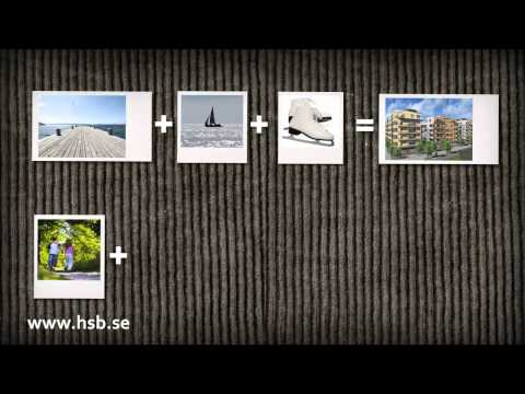 HSB reklamfilm på TV4 av Cinemavision