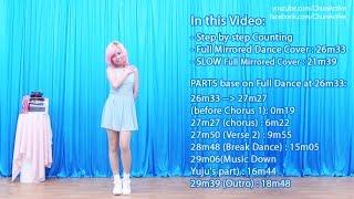 Video Gfriend 'Navillera' Full Mirrored Dance Tutorial by ChunActive download MP3, 3GP, MP4, WEBM, AVI, FLV Maret 2018