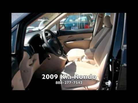 Kia Store Anniston   Oxford ~ Weekly Special ~ 2009 Kia Rondo