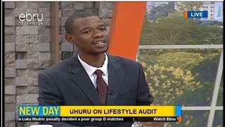 Responses On Uhuru's Call To Audit Lifestyles