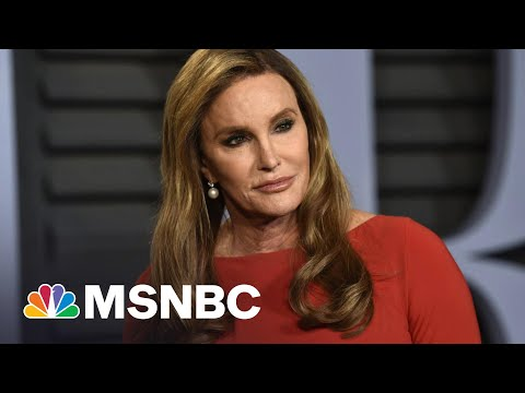Caitlyn Jenner: 'It Just Isn't Fair' For Trans Girls To Play Women's Sports   Hallie Jackson   MSNBC
