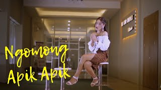 Ngomong Apik Apik - Koplo - Vita Alvia ( Official Music Video ANEKA SAFARI )