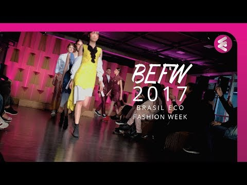 Moda e Sustentabilidade: cobertura do Brasil Eco Fashion Week