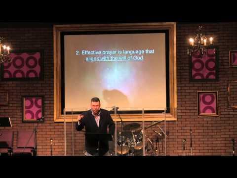 NSPIRE Outreach Church service. Teaching: Prayer 4