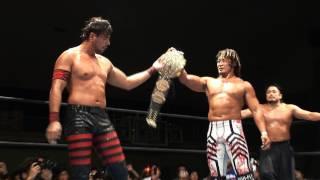 2011年8月22日NEW JAPAN LIVE IN TSUBAME ~TSUBAME RETURNS~燕市民体...