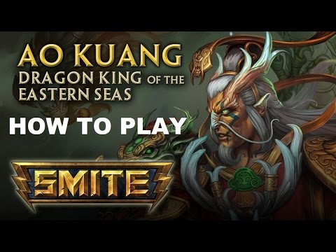 SMITE: How to Play: Ao Kuang