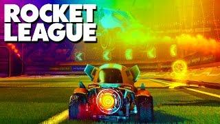 STINKY PINKY! - Rocket League!
