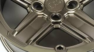 Black Rhino Wheels - Recon in Matte Bronze