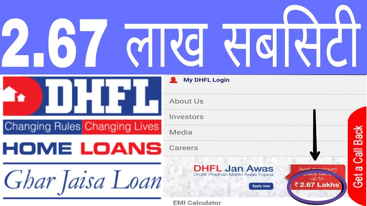 Dhfl Home Loans Interest Rate 2018 | Nice Houzz