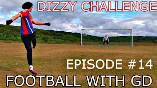 football with gd   dizzy penalty challenge