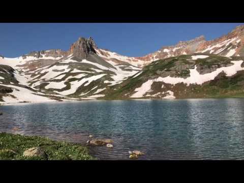Ice Lake/Island Lake Hike