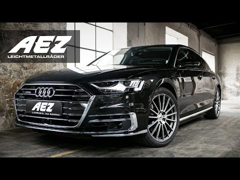 AEZ featuring Audi A8 on AEZ Steam